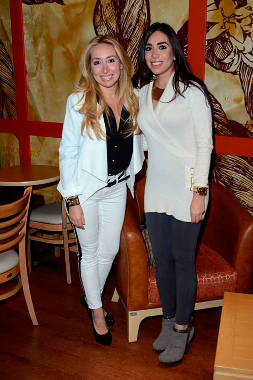 Heidi Balvanera presume cuerpazo en una tarde de café Jaime Camil Y Su Hija
