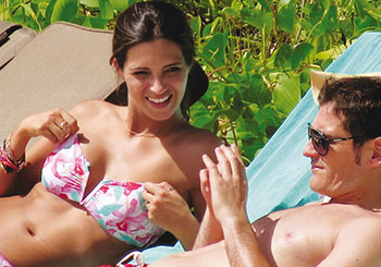 Iker Casillas y Sara Carbonero, vacaciones en Seychelles tras saber que esperan un hijo