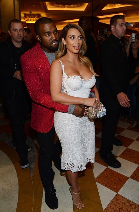 Pérdida de peso, maternidad y planes de boda, Kim