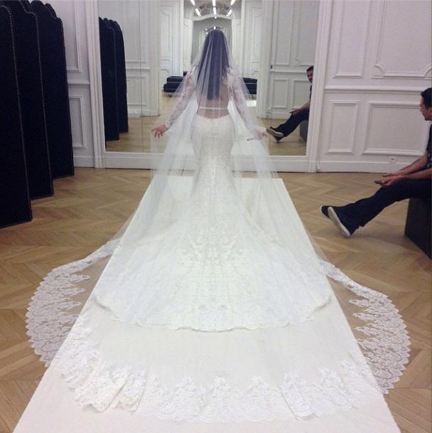 Vestido de novia para boda religiosa