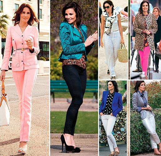 Las mujeres mejor vestidas