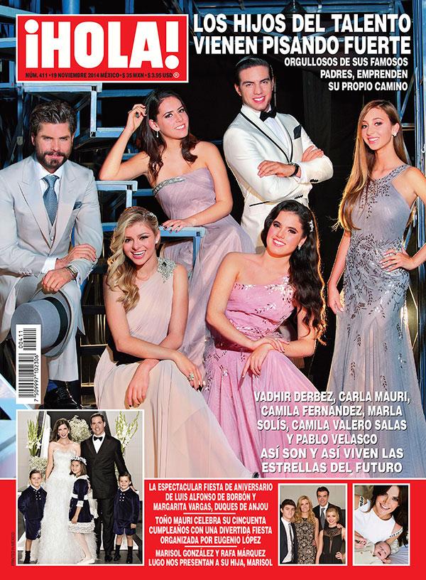 Michelle Salas y su cariñosa felicitación al 'ser más ... Shakira Instagram