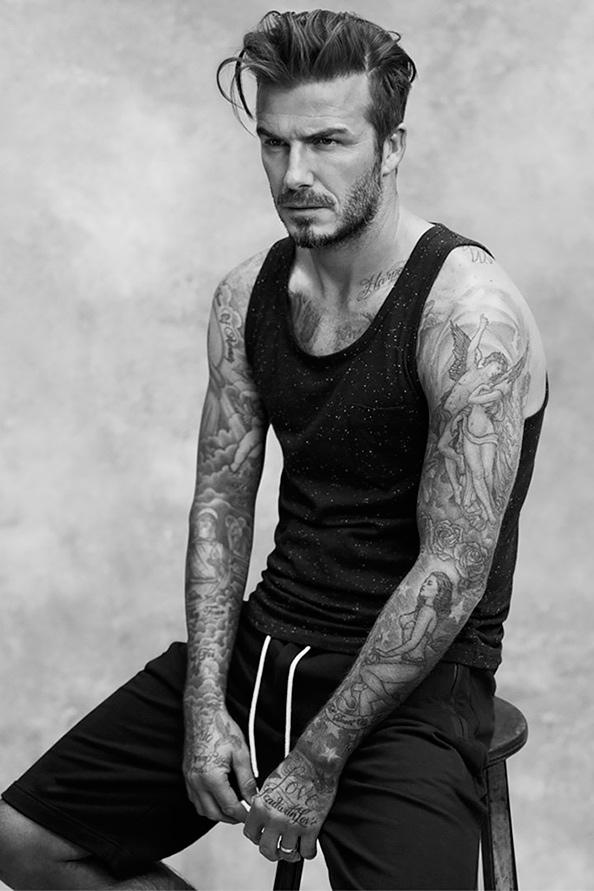 David Beckham y H&M, un clásico de formas perfectas que nunca pasa de moda