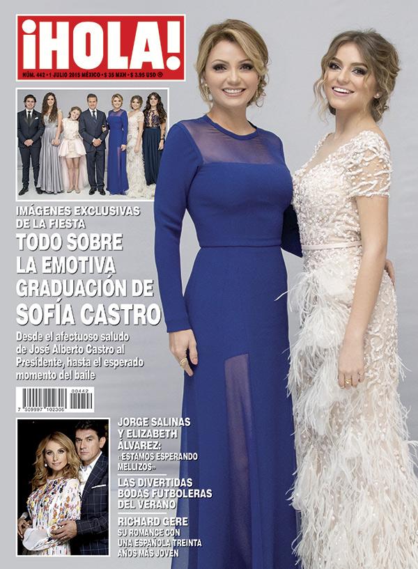 5367afebb Esta semana en ¡HOLA!  Todo sobre la emotiva graduación de Sofía Castro