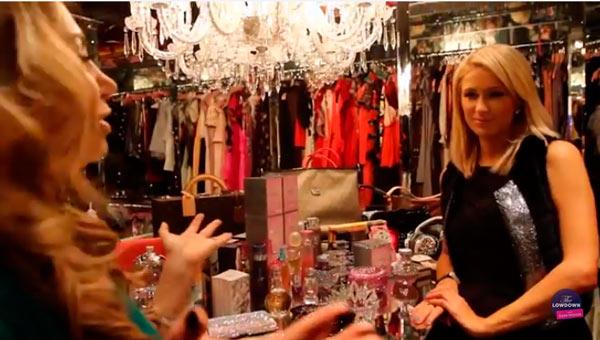 Los fabulosos closets de Paris y Nicky Hilton, Kim Kardashian y Jennifer Lopez