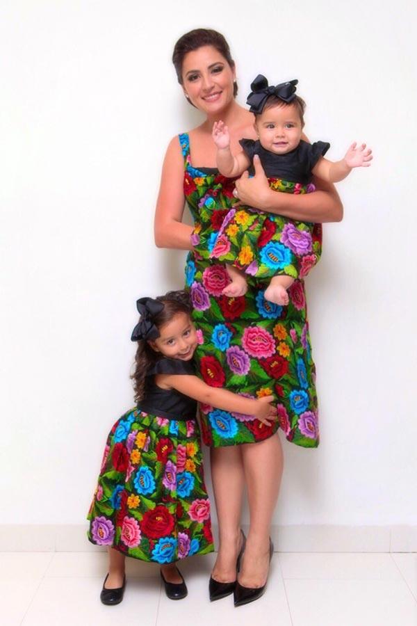 Vestidos para fiestas patrias mexico