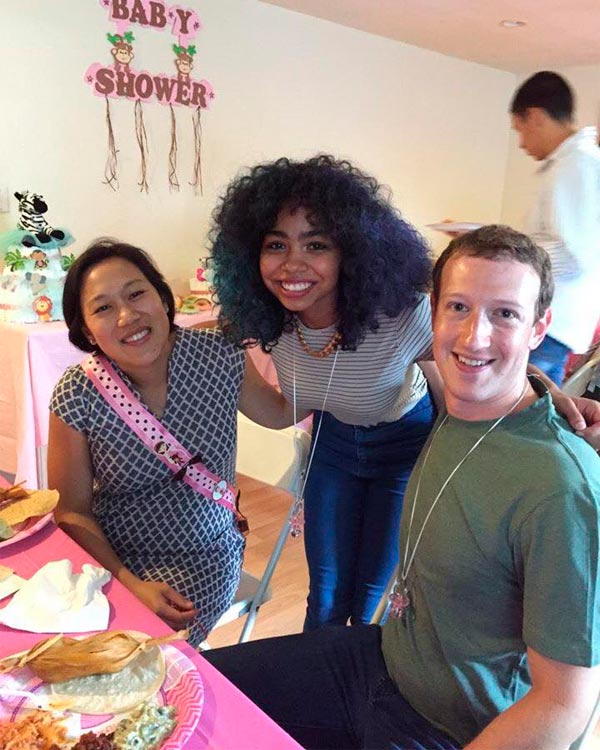 eb3ad409e Mark Zuckerberg y su esposa celebran un baby shower muy a la mexicana