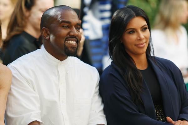 Kim Kardashian y Kanye West dan a conocer el nombre de su segundo hijo