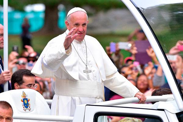 Ni tacos ni tequila! Así será el menú del Papa Francisco en su ... 4fd4ede6e06