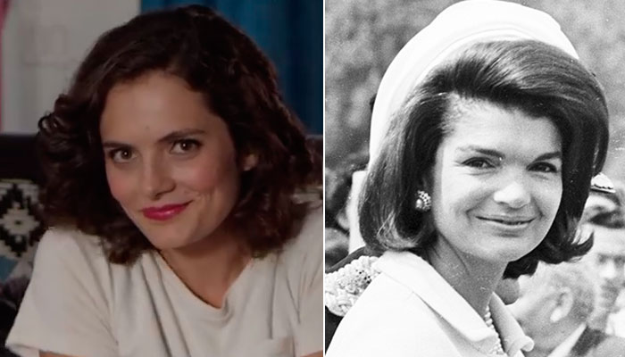 Jackie O Is Reborn Through Look Alike Granddaughter
