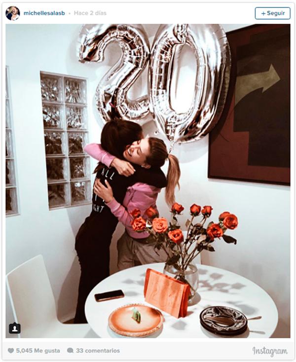 Camila valero y su cumplea os m s especial al lado de la - Sylvia salas instagram ...