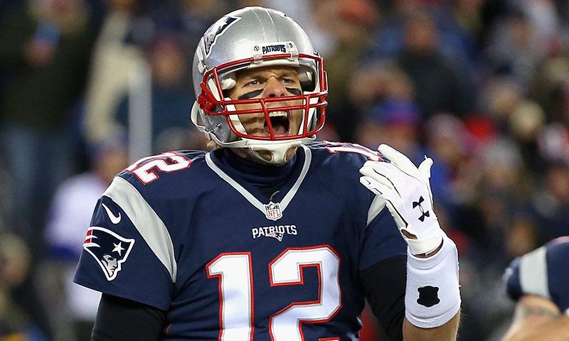 Encuentran los jerseys robados de Tom Brady en México - Foto 1