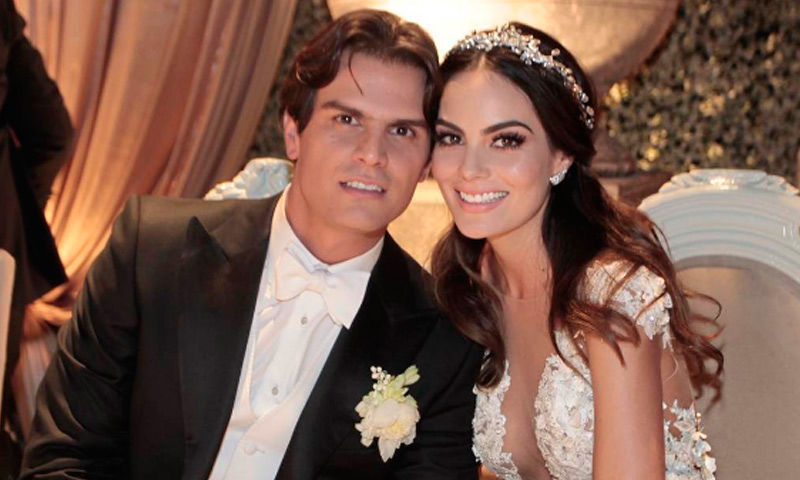 Matrimonio Ximena Navarrete : A un mes de su boda ximena navarrete comparte video