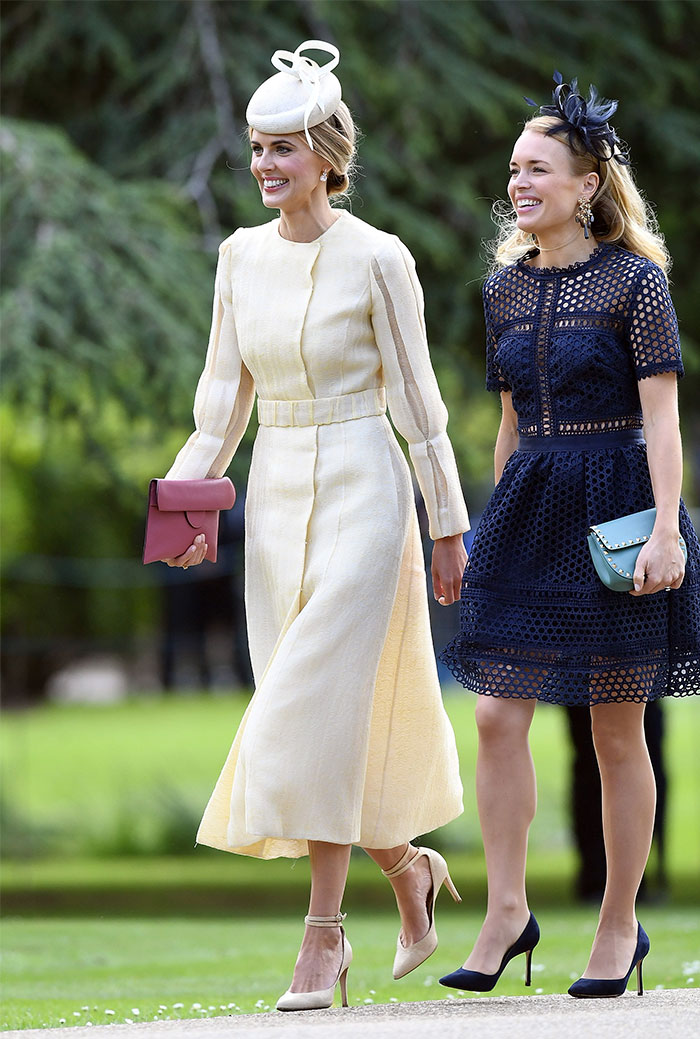 Matrimonio Pippa Middleton : Los invitados han llegado a la boda de pippa middleton y