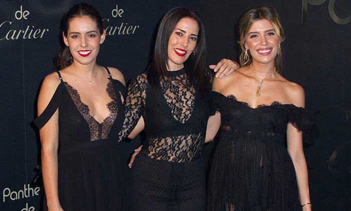 Girls Night Out Michelle Camila Y Stephanie Salas En