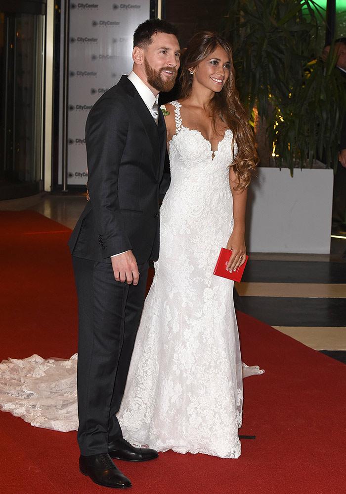 Matrimonio De Messi : Los distinguidos invitados a la boda de leo messi y