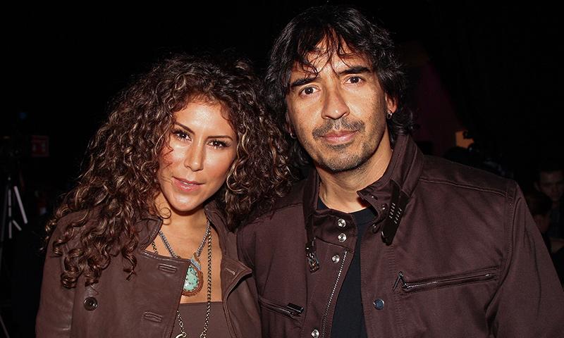 Las primeras declaraciones de Vica Andrade sobre su esposo