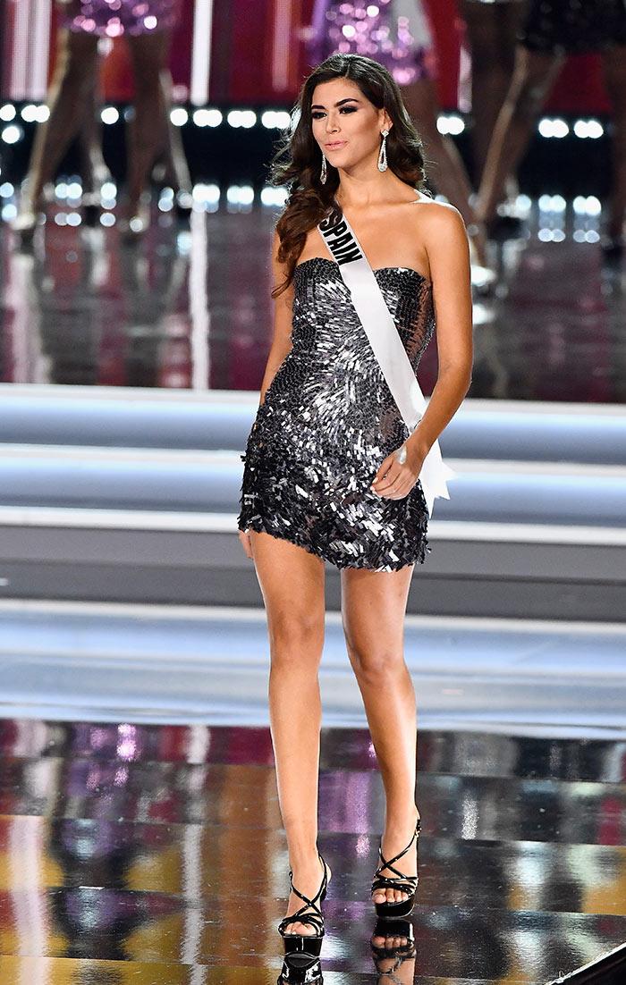 La Corona De Miss Universo 2017 Se La Llev Demi Leigh Nel