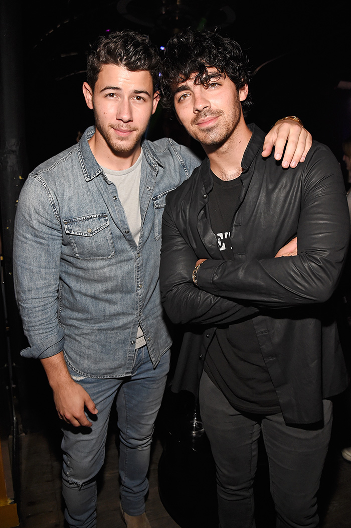 Nick y Joe Jonas