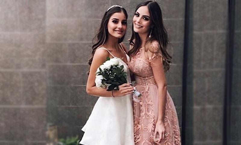 Vestidos de la boda de ximena navarrete