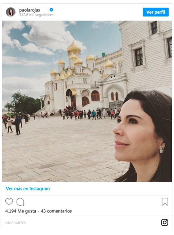 La Respuesta De Paola Rojas A Los Cuestionamientos Tras Irse De Boda Sin Zague