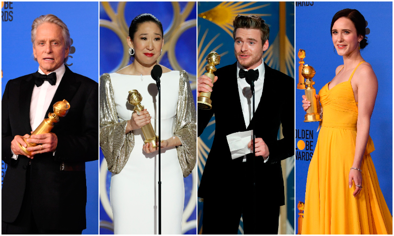 Image result for golden globes ganadores 2019