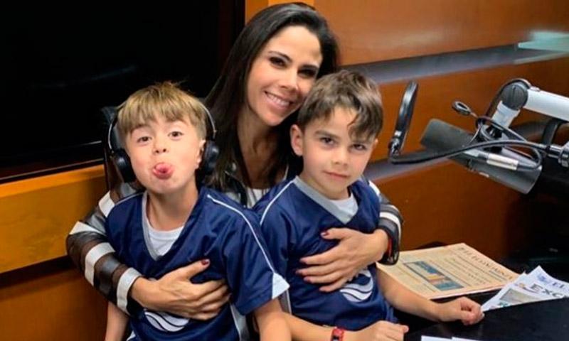 Paola Rojas Revela Que A Sus Hijos Tambien Les Gusta El Futbol Juegan Muy Bien