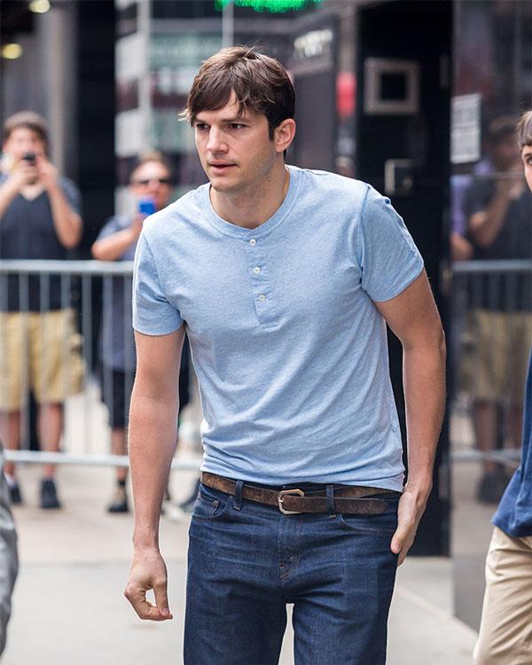 Ashton Kutcher ha testificado en el juicio del supuesto ...