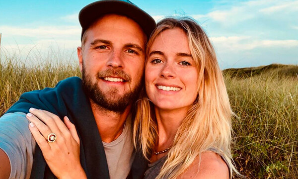 Cressida Bonas y Harry Wentworth-Stanley