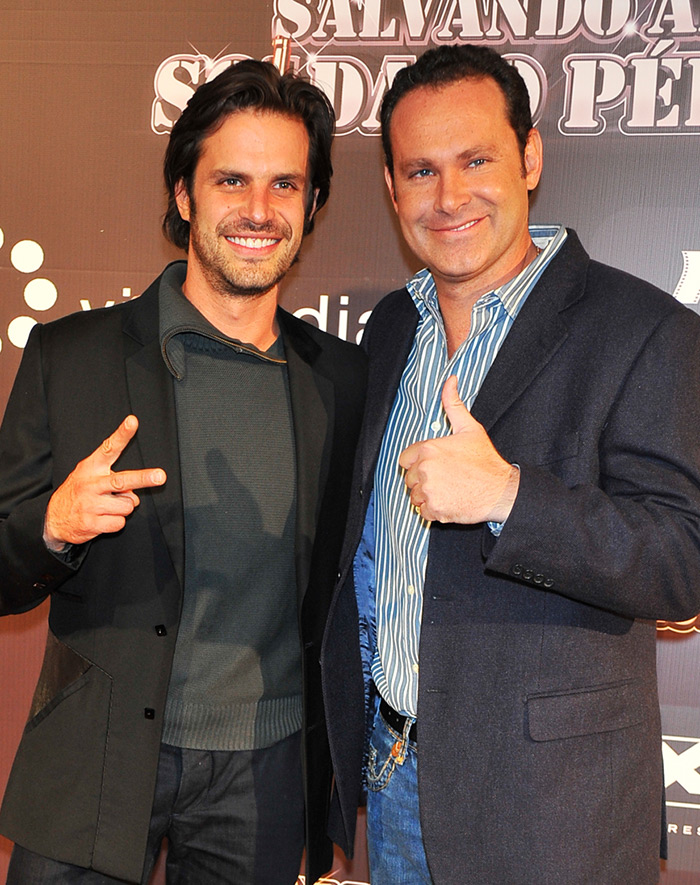 Mark y Alan Tacher