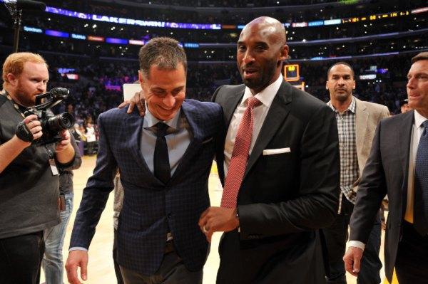 El emotivo mensaje de Vanessa Bryant tras el anillo de los Lakers