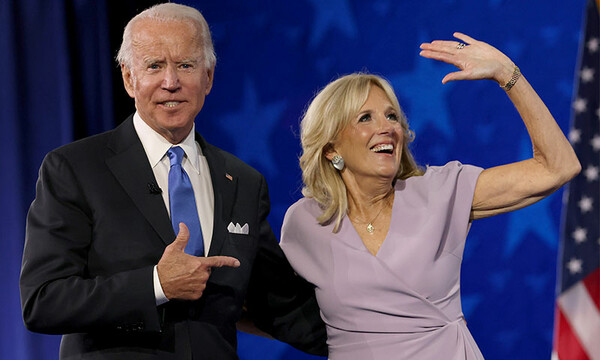 Jill Biden, la mujer que podría convertirse en la primera dama de Estados  Unidos