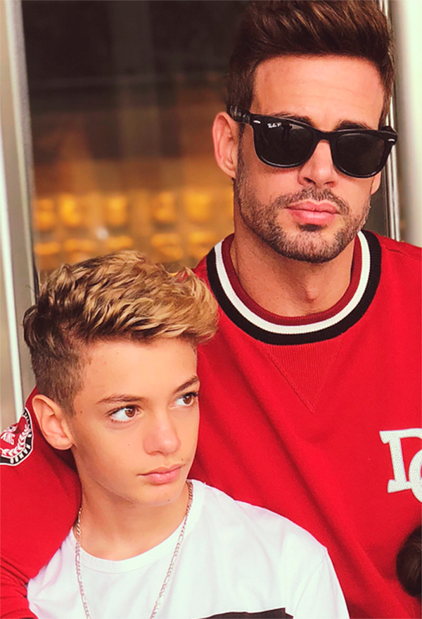 Christopher y William Levy