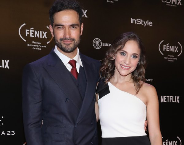 Poncho Herrera y Diana Vázquez