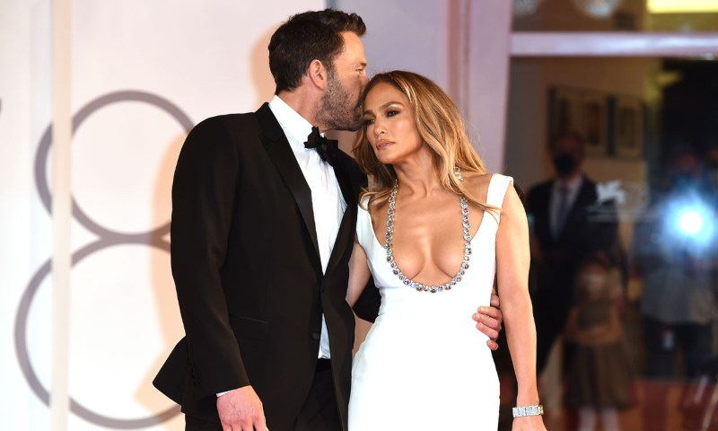 Jennifer Lopez y Ben Affleck conceden su primera entrevista en conjunto