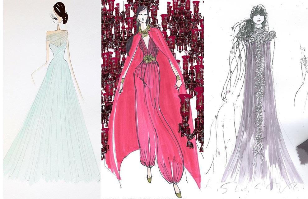 Los vestidos de diseñador de las princesas de Disney llegan a los ...