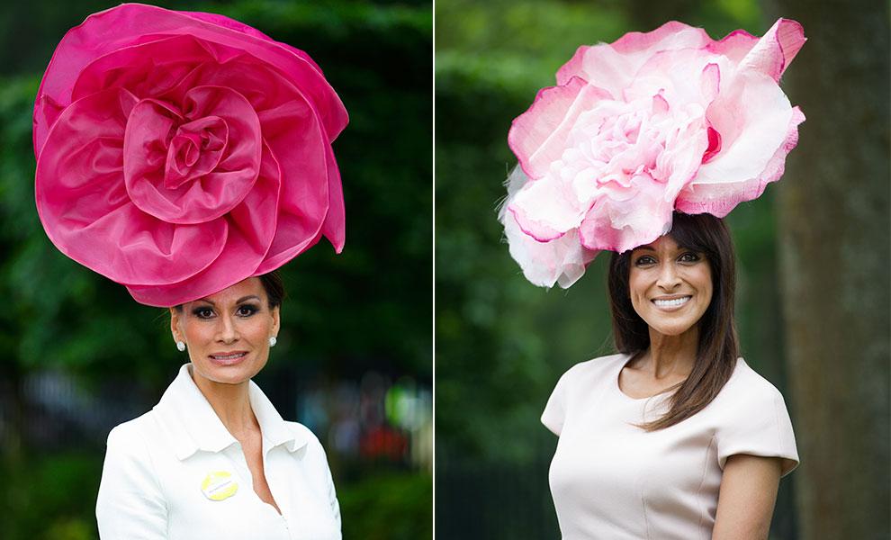 1b7d1ed6718e2 Los sombreros más exóticos y divertidos de la temporada de carreras en  Inglaterra