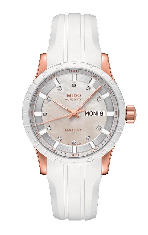 Relojes mido precisi n y elegancia atemporal presenta su - Mido decoracion ...
