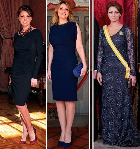 Fotos de mujeres bien vestidas y elegantes