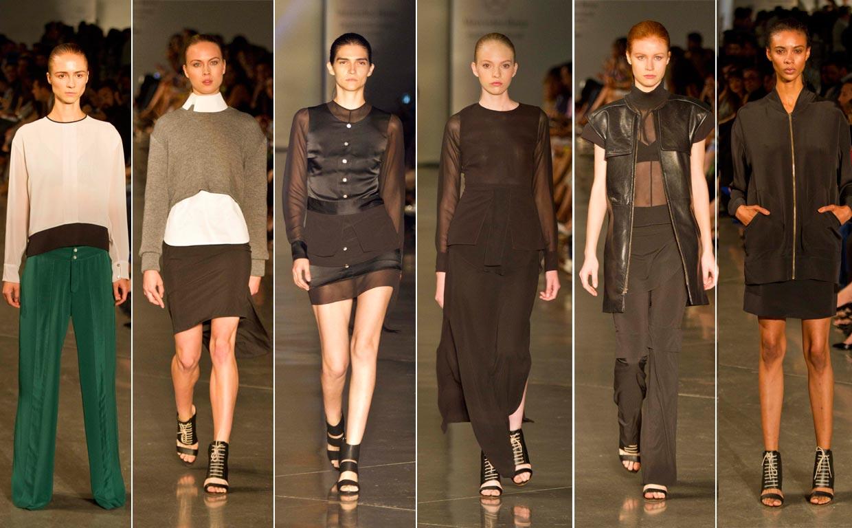 La moda urbana de lorena saravia se estrena en la pasarela for Mercedes benz clothing