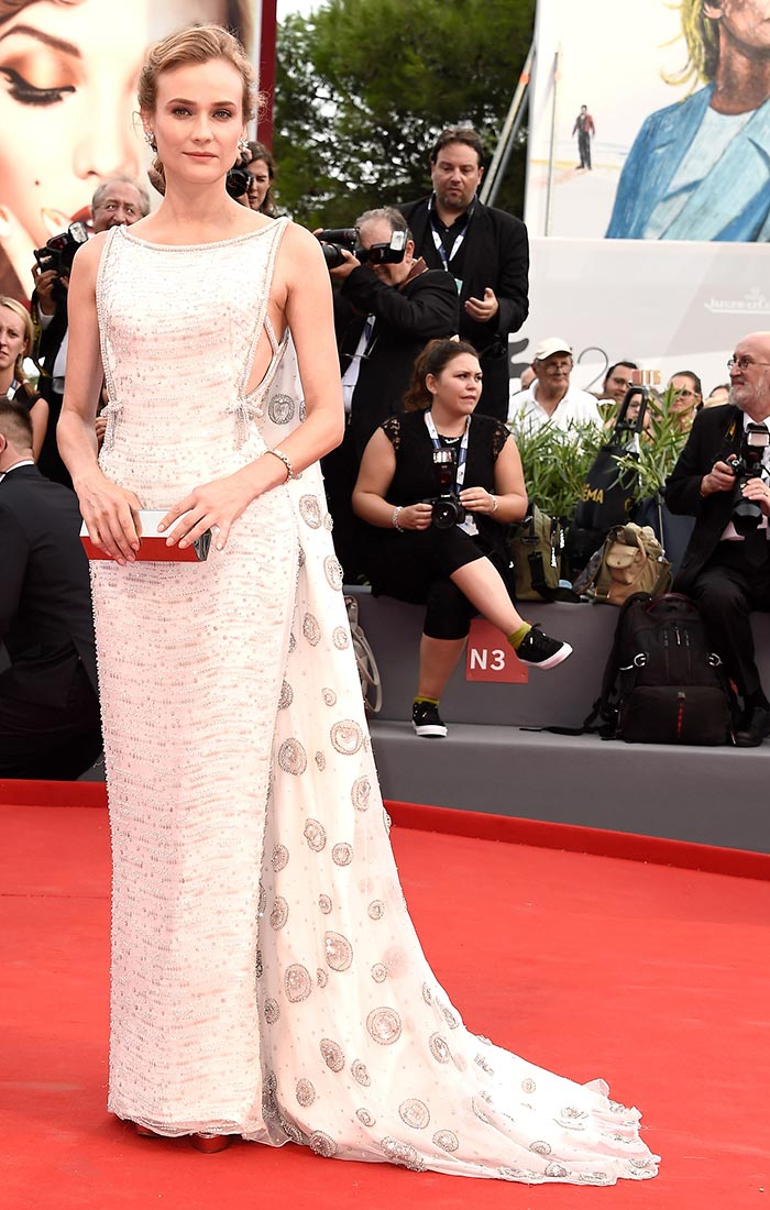 Diane Kruger, Jon Kortajarena y Alessandra Ambrosio entre los mejores looks de la semana