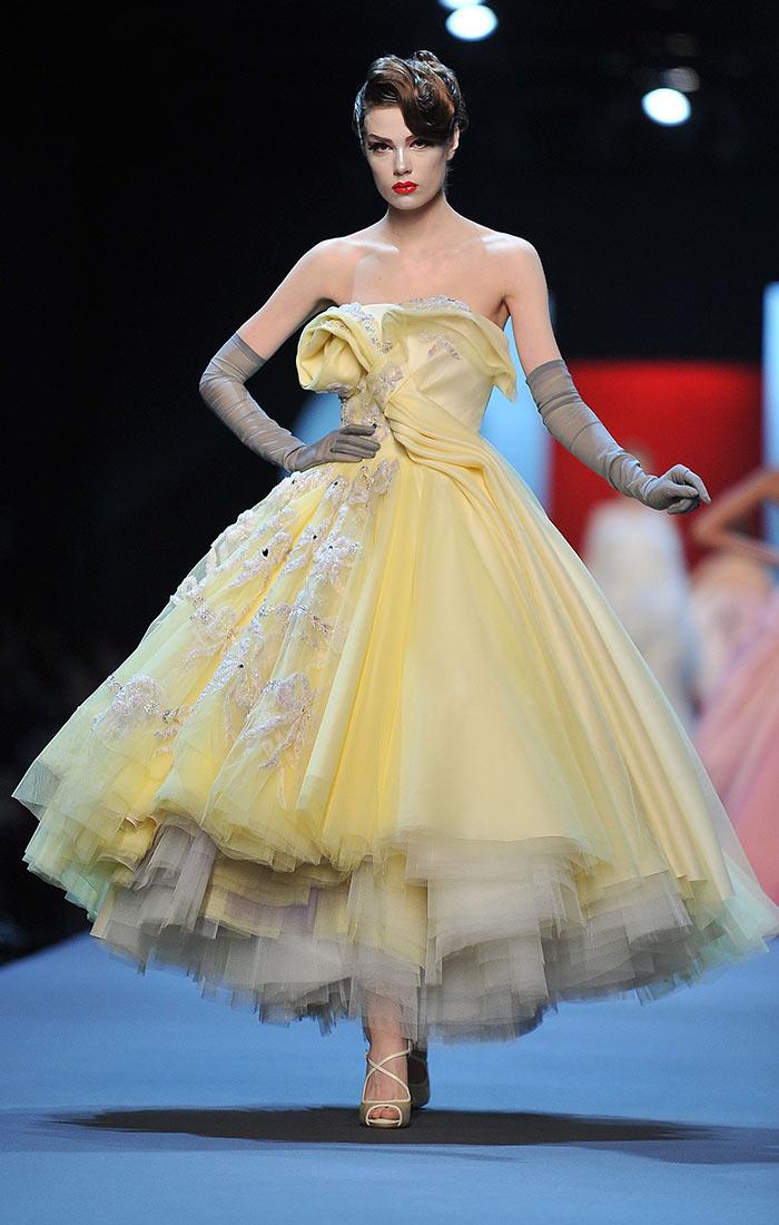 Haute couture qu es considerado alta costura - La chambre syndicale de la haute couture ...