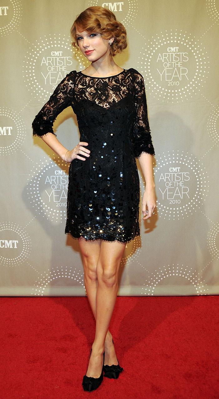 Taylor Swift: De 'good girl' a 'grunge style' - Foto