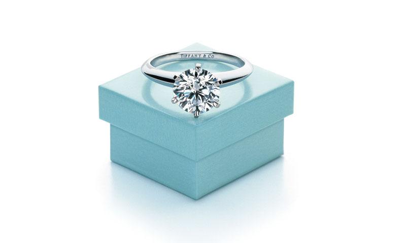 af2476383edd Las 5 cosas que no sabías del anillo Setting de Tiffany