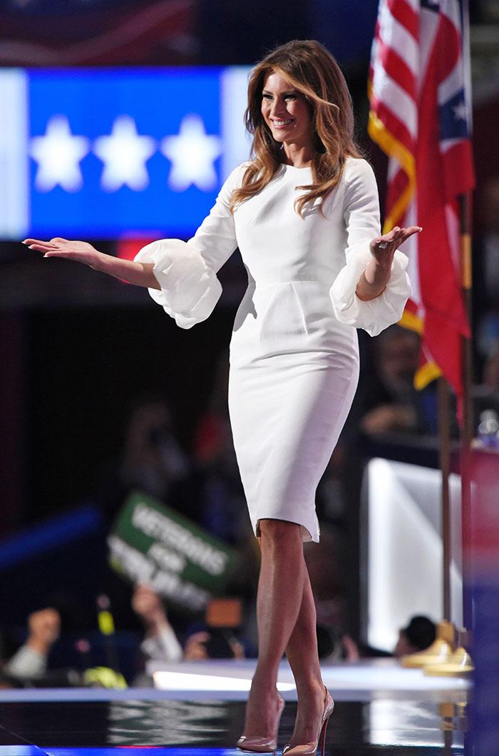 Los básicos de Melania Trump, la futura Primera Dama de Estados