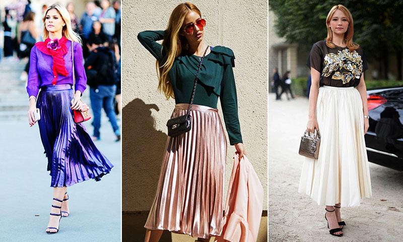 4bb3965a7a Las faldas plisadas siguen siendo tendencia -y estas son las 8 que debes  tener-