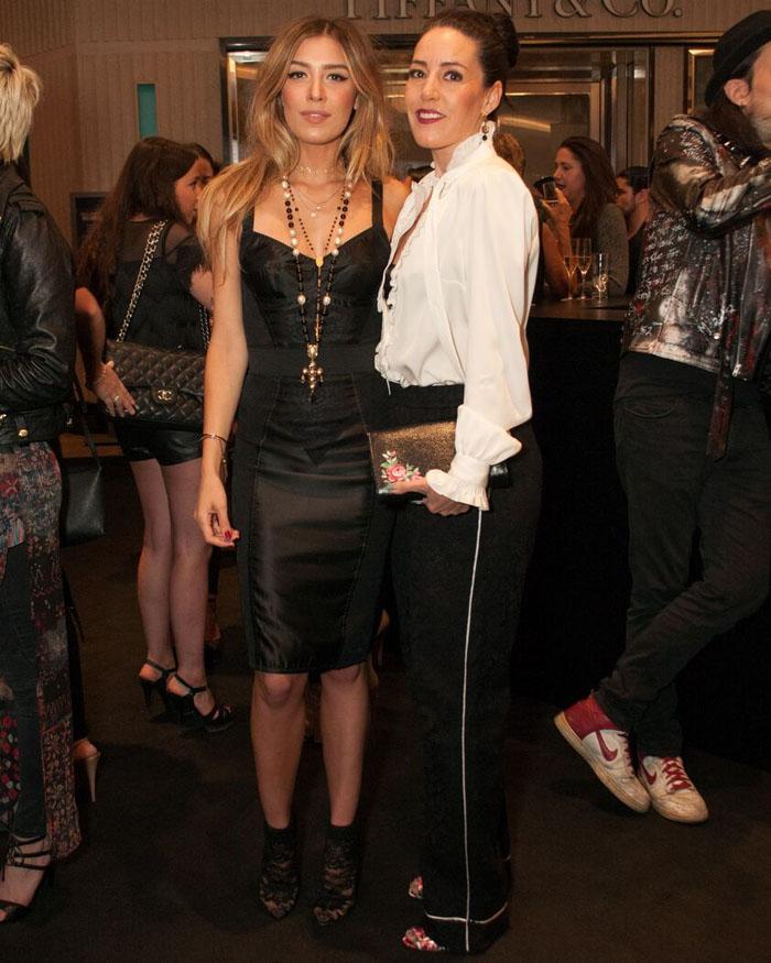Michelle Salas, de fiesta en la pop-up store de Dolce   Gabbana en ... 4b712ce6e615