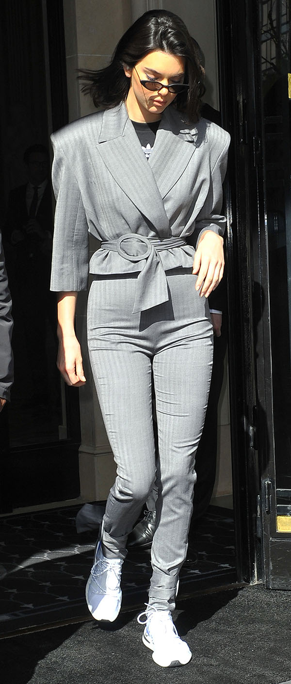 Kendall Jenner en Carmen March