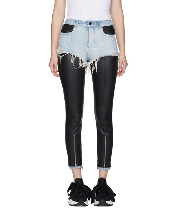 Los leggings de Alexander Wang