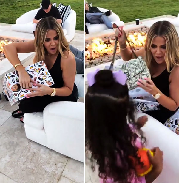 khloe-kardashian-balenciaga-north-west
